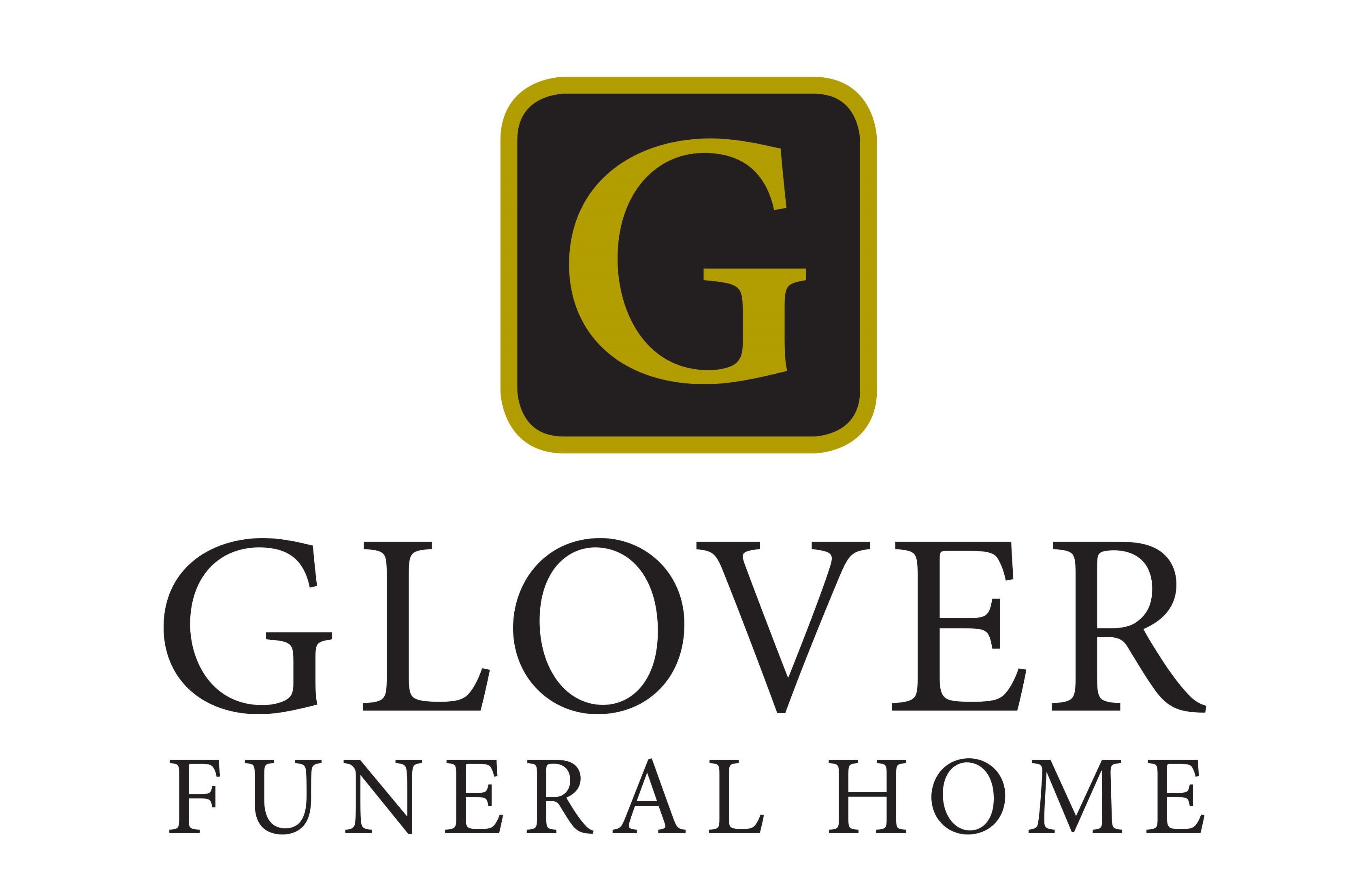 Glover Funeral Home, Inc.